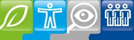 ikonki CSR, czystość, otwartość, innowacyjność, odpowiedzialność